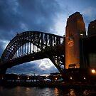 Sydney Harbour Bridge, NSW, Australia by GeorgeOne