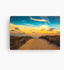 Need me some sand. Canvas Print