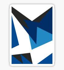 Jordan VII French Blue Sticker