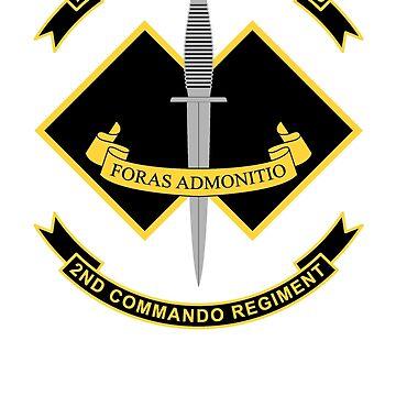 2nd Commando Regiment by 5thcolumn