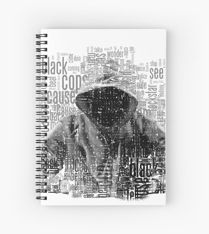 Cuadernos de espiral «Untouchable 60a56b9035c