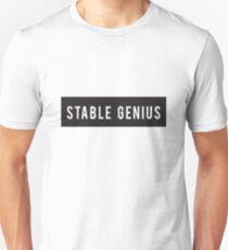 Stable Genius - Trump Collection Unisex T-Shirt