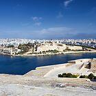 Manoel Island and Sliema by Kasia-D