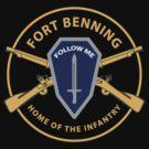 Fort Benning by 5thcolumn