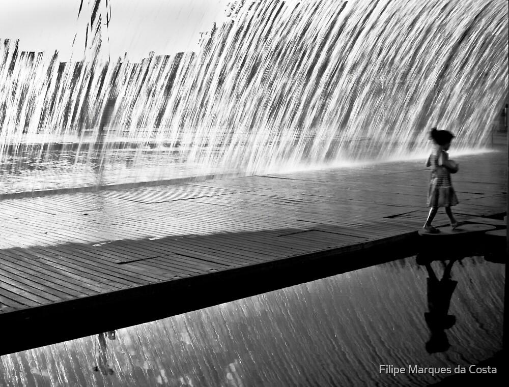 The lost girl by Filipe Marques da Costa