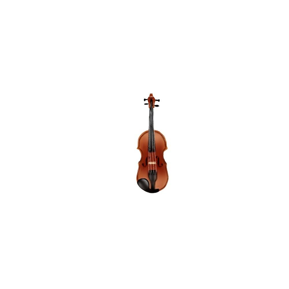 Violin by Melissa Middleberg