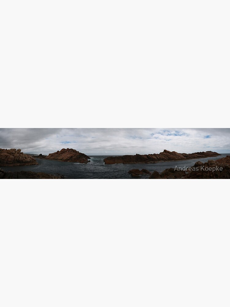 Canal Rocks panorama by mistered