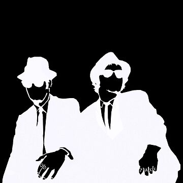 Blues Brothers by BEGROTESQUE