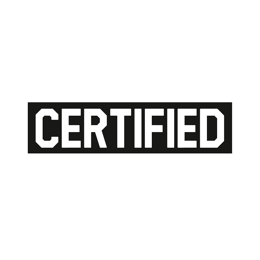 Certified - Box Logo - Bogo by Wave Lords United
