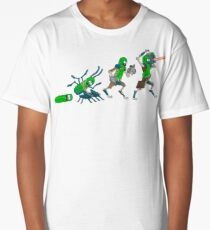 Evolution Long T-Shirt