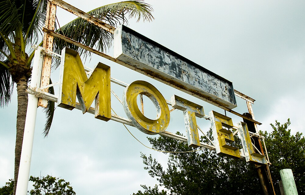 Motel by gregneedham