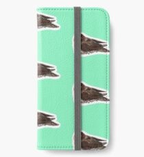 Boris the Lovebird iPhone Wallet/Case/Skin