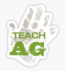 Teach Ag Sticker