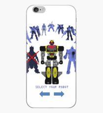 'Please accept a giant robot as your reward' iPhone Case