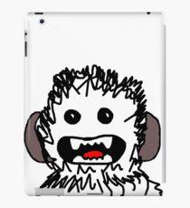 Lil' Wampa (Star Wars) iPad Case/Skin