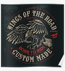 Wings Of The Road Poster