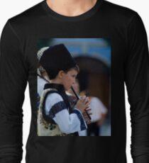 LITLE PIPER Long Sleeve T-Shirt