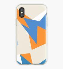 Jordan VII Pacific Blue iPhone Case
