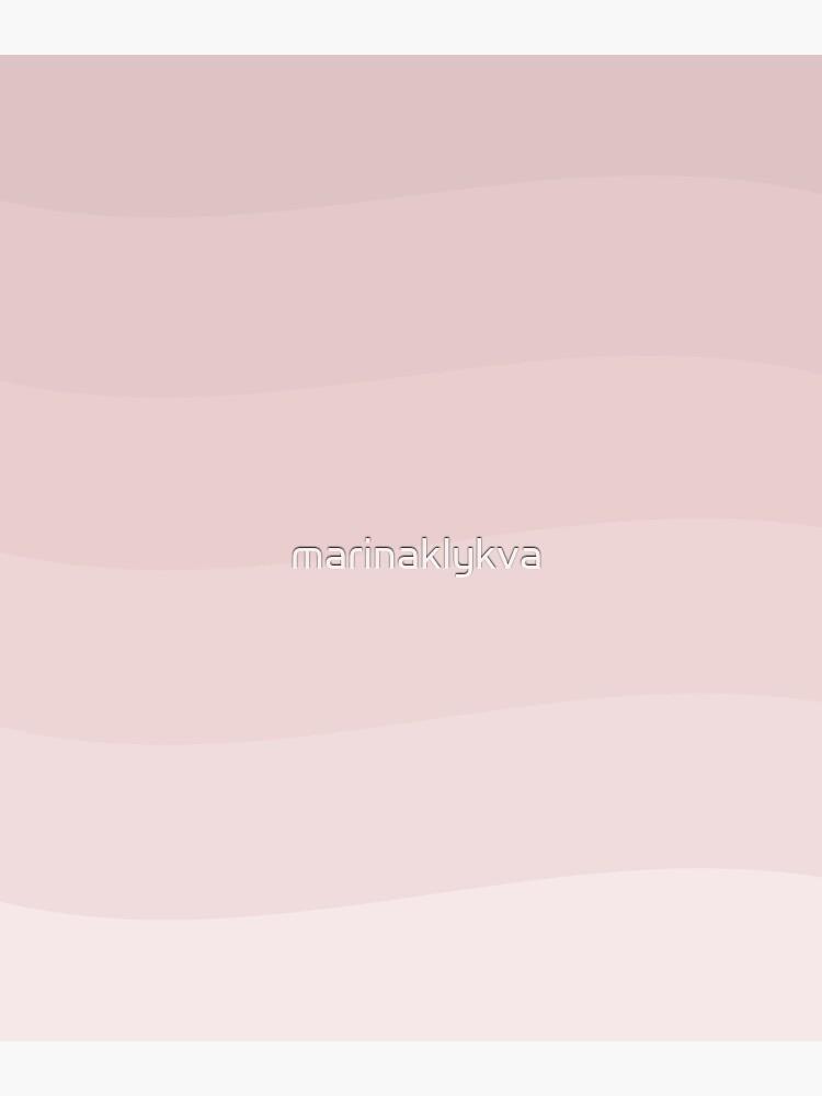 Pink wave. by marinaklykva
