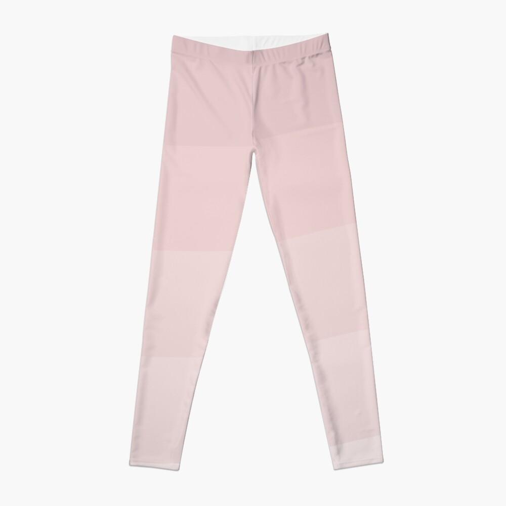 Pink wave. Leggings