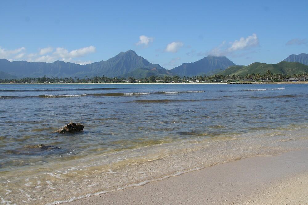 Kailua Beach by noffi