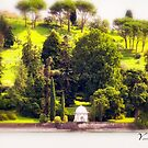 Rotunda - Lake Como - Italy by Yannik Hay