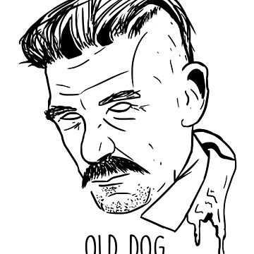 Old Dog by Yahrris