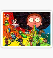 Ricks Traum Sticker