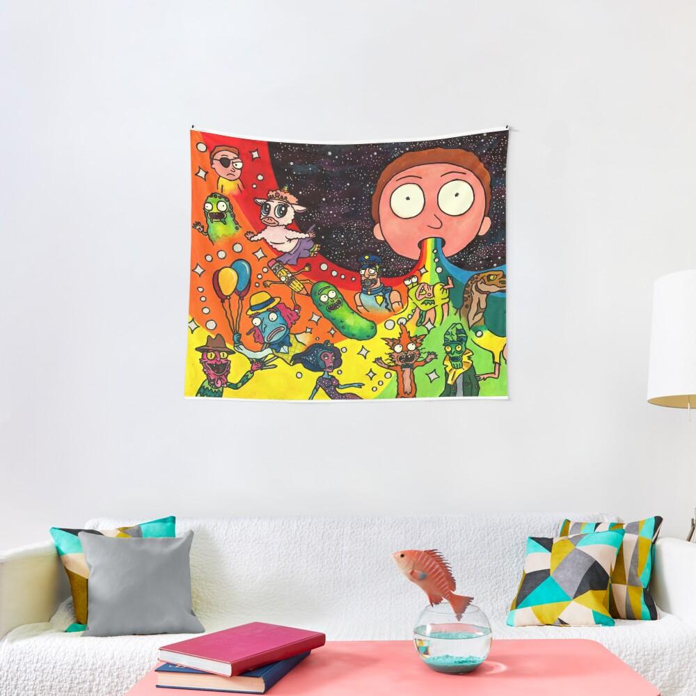 Rick's Dream Tapestry
