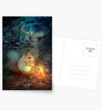 A Little Respite Postcards