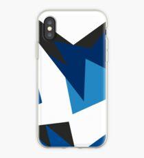 Jordan VII French Blue iPhone Case