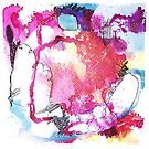 Color Twisted #6 von Diana Linsse