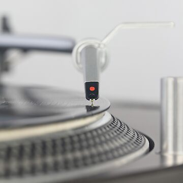 Technics Turntable SL 1200 mk2 by artfx