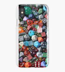 Dice! iPhone Case/Skin