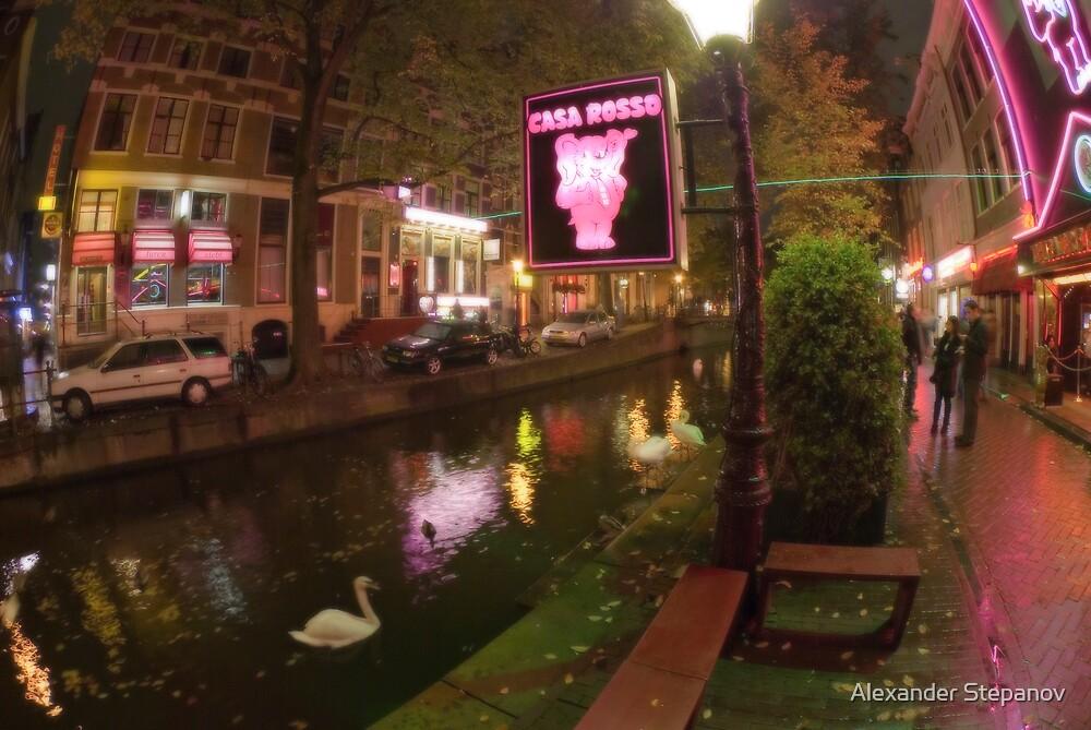 Amsterdam Night 019 by Alexander Stepanov