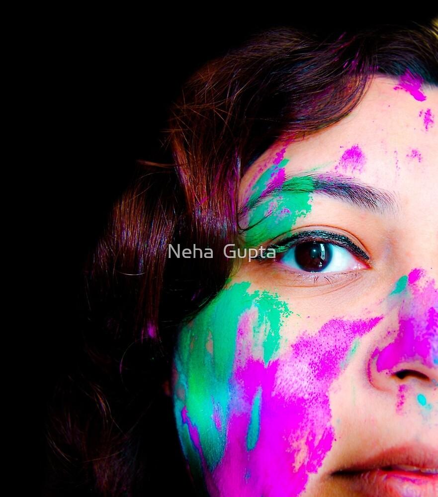 Holi Girl by Neha  Gupta