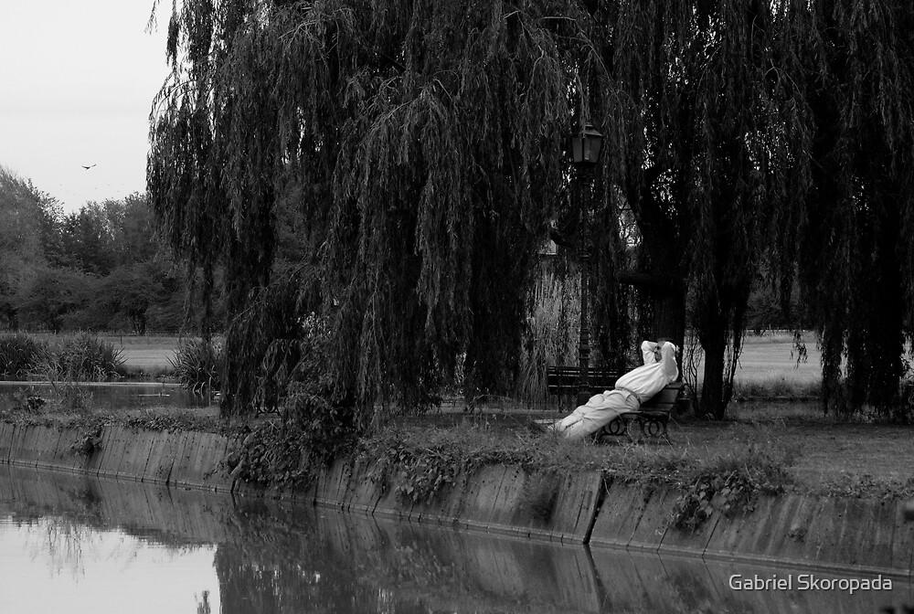 Reflecting by Gabriel Skoropada