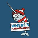 Where's Narwhaldo Narwhal Not Dabbing Funny Parody (Unicorn of the Sea) by DesIndie