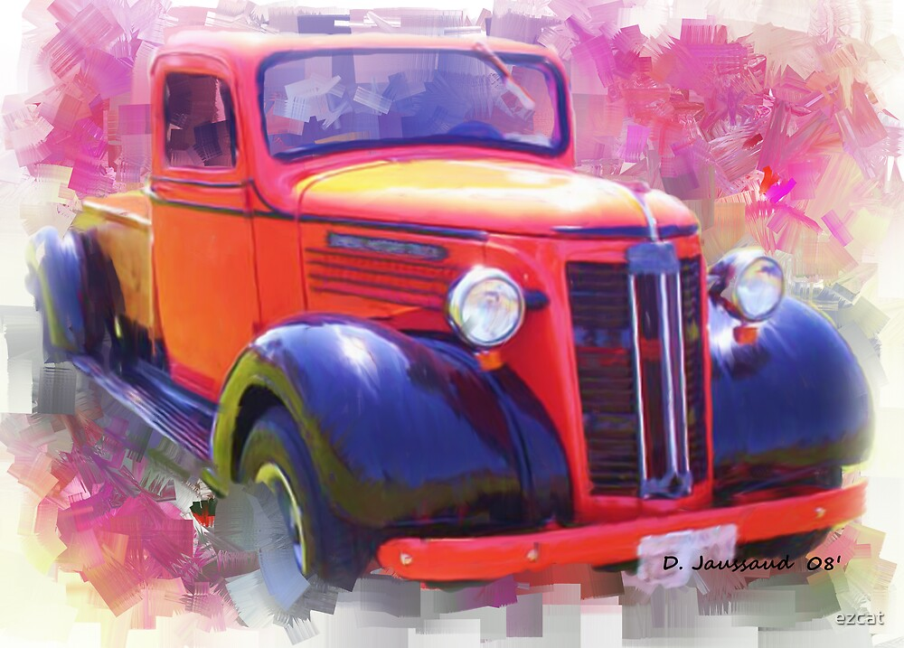 1937 Chevy Truck by ezcat