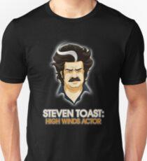 Steven Toast: High Winds Actor Unisex T-Shirt