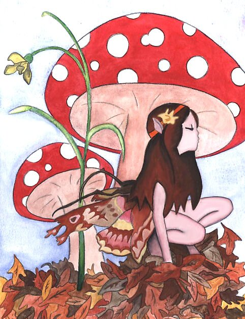 Fairy :) by Zomblebee