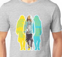 Jared Leto - words of wisdom Unisex T-Shirt