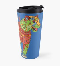 Jaguar, from the AlphaPod collection Travel Mug