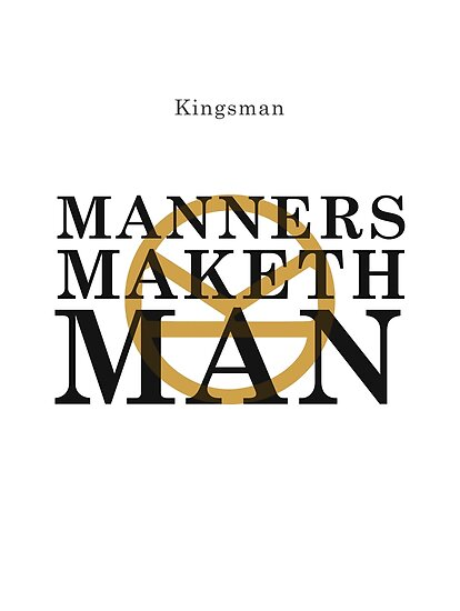 600 Words Essay on Manners Make the Man