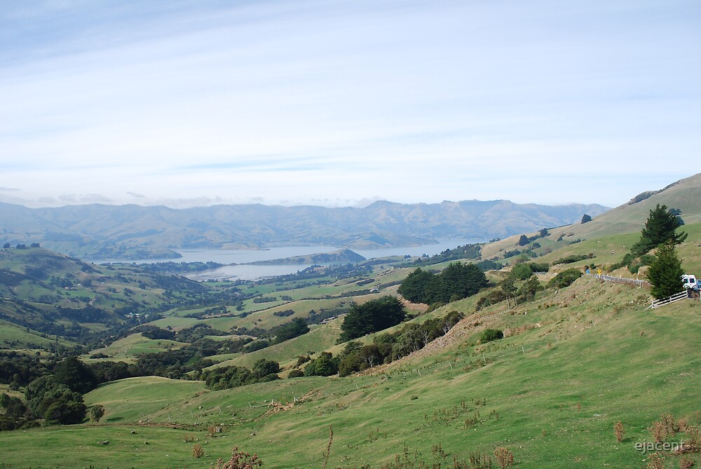 Akaroa 2 (The Dales of NZ) by ejacent
