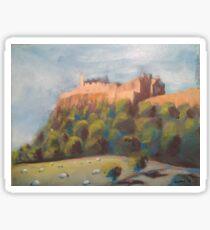 Stirling Castle Sticker