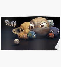 Poor Pluto Poster
