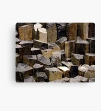 Blocks Canvas Print