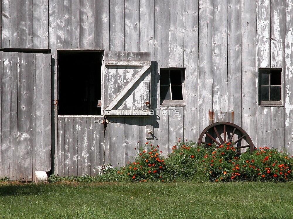 Broken Arrow Barn by mnkreations