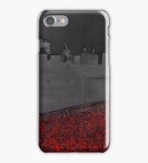 Tower of London Poppy Rememberance  iPhone Case/Skin